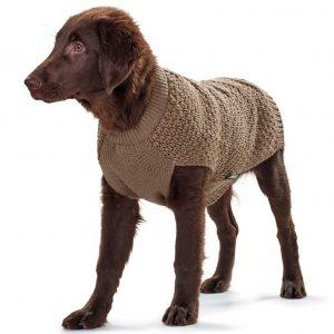 HUNTER MALMÖ kuscheliger Hundepullover mit wärmendem Acryl-Material