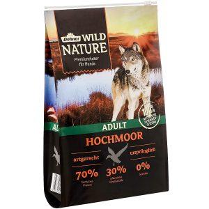 Dehner Wild Nature Hundetrockenfutter, Junior/Adult/Senior, verschiedene Sorten und Größen