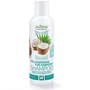 AniForte Fellharmonie Hundeshampoo mit Aloe Vera 200ml