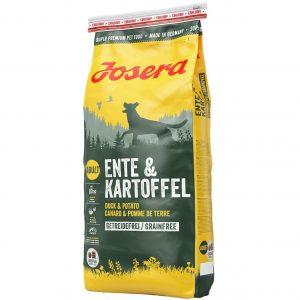 Josera Ente und Kartoffel 4kg - Trockenfutter für Hunde
