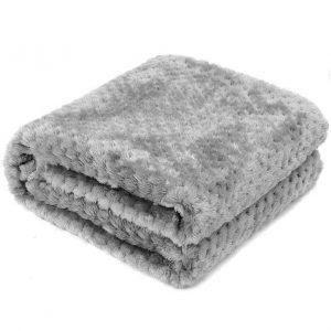 AcserGery Flauschige Hundedecke 100x120cm Super Softe Warme und Weiche Decke für Haustier Hundedecke Katzendecke